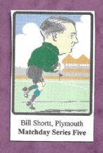 Plymouth Argyle Bill Shortt (MD5)